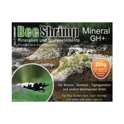 SALTY SHRIMP Bee Shrimp Mineral GH+